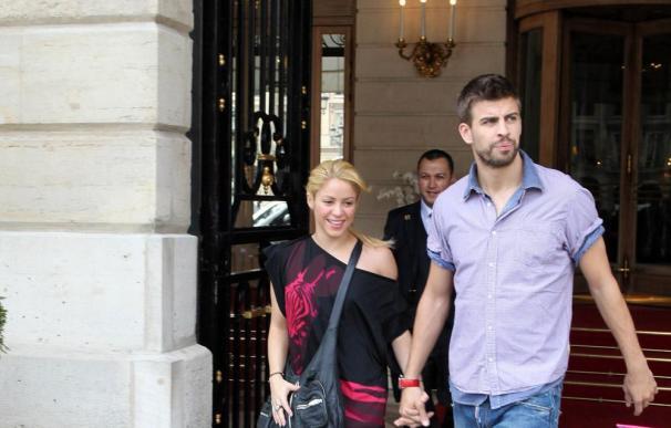 El hijo de Shakira y Piqué se llamará 'Inocencio'