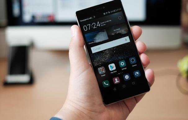 Así es el Huawei P8 Lite, el móvil preferido por los españoles en 2016