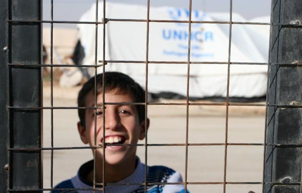 El campamento de Zaatari (Jordania) sufre una nueva oleada de refugiados sirios con hasta 1.200 registros al día