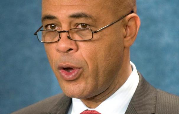 """Martelly cree pronto se resolverá el asunto de la """"manipulación"""" en los comicios legislativos"""