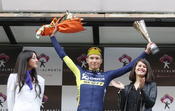 Magnus Cort Nielsen gana al sprint la XXX edición de la Clásica Ciclista de Almería