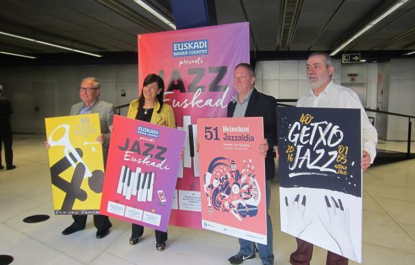 """Viceconsejera de Turismo dice que """"todos los amantes de la cultura y la música jazz visualizan Euskadi como referente"""""""