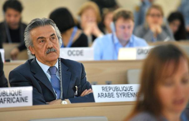 Una responsable de la ONU describe la brutal represión en Siria