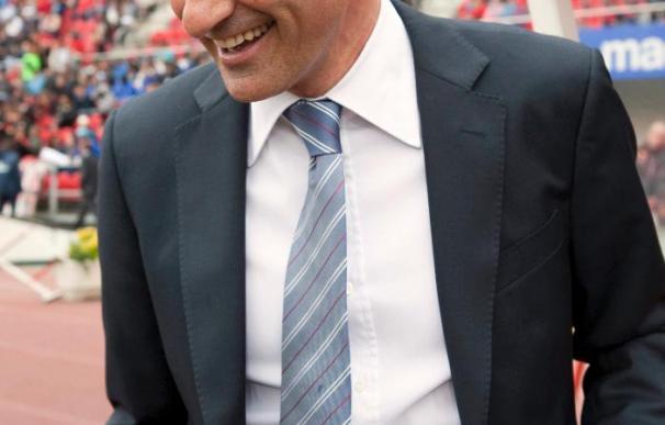 """Míchel, enfadado, opina que los jugadores del Getafe """"sólo sacan el alma en contadas ocasiones"""""""
