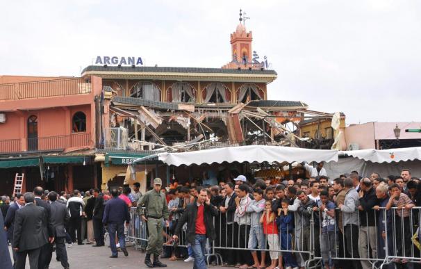 Marruecos apunta a Al Qaeda como responsable del atentado de Marraquech