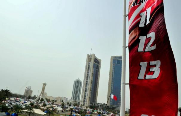 Los organizadores de Bahrein renuncian a la primera carrera del mundial F1