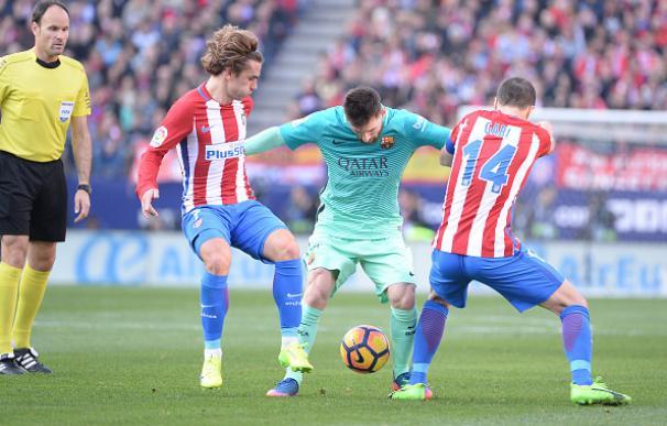 La Liga, en directo: Atlético de Madrid - Barcelona