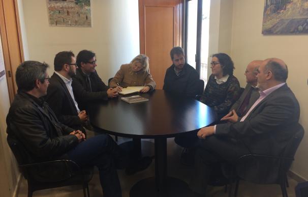 """Munté dice que el juicio a Homs por el 9N es perseguir a quien cumple """"mandatos democráticos"""""""