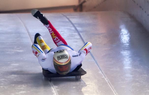 Ander Mirambell, vigésimo, logra su mejor resultado mundialista en Königssee (Alemania)