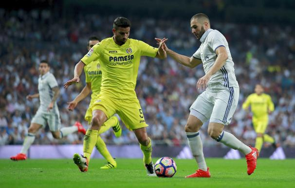 La Liga, en directo: Villarreal - Real Madrid