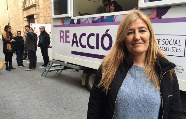 Una treintena de mujeres víctimas de violencia de género viven en casas de acogida en Baleares, según datos del IbDona