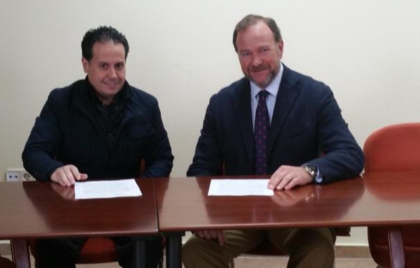 Interfresa firma un acuerdo con Bareca para la promoción de los frutos rojos durante la capitalidad gastronómica