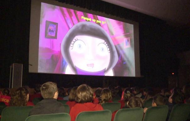 20.000 niños y adolescentes se empapan del séptimo arte en la Mostra Internacional de Cinema Educatiu
