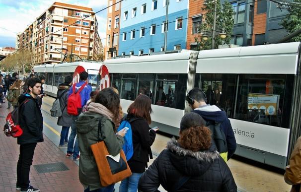 Metrovalencia recibió en 2016 cerca de 2.100 reclamaciones de usuarios, la mayoría por peaje y tarifas