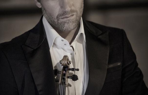 El violinista Nicolas Dautricourt actuará en el Ciclo 'Turina entre festivales' junto a diez jóvenes talentos