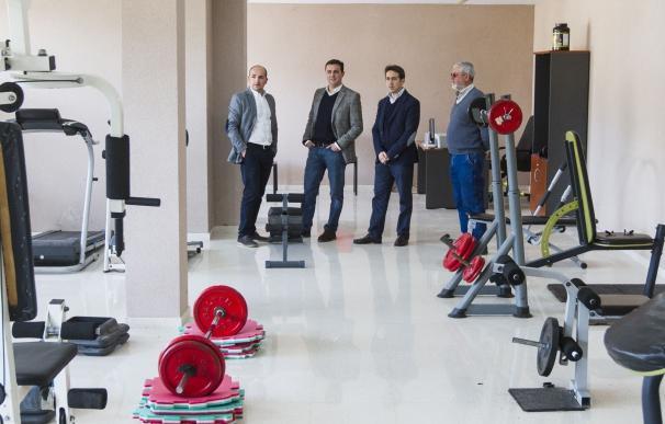 Diputación construirá un Salón Municipal con casi 300 metros cuadrados en Fondón