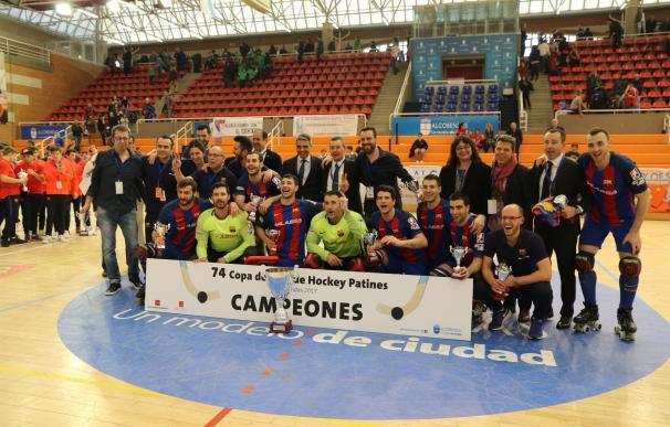 El FC Barcelona Lassa gana su 21ª Copa del Rey
