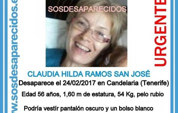 Hallan con vida a la mujer desaparecida en Candelaria (Tenerife)