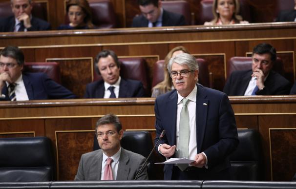 Dastis buscará apoyos esta semana en Ginebra para la candidatura de España al Consejo de DDHH