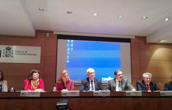 """El presidente del CSN destaca la """"profesionalidad"""", """"independencia"""" y """"neutralidad"""" en el proceso de evaluación"""