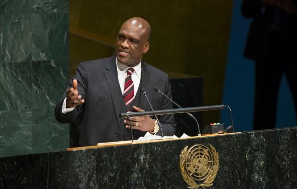 Fallece el expresidente de la Asamblea General de la ONU John Ashe, imputado por corrupción