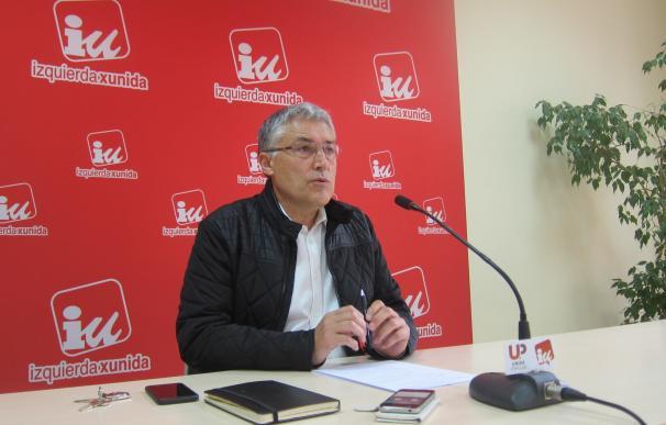 Manuel González Orviz (IU) no se presentará a la reelección como coordinador regional de IU Asturias