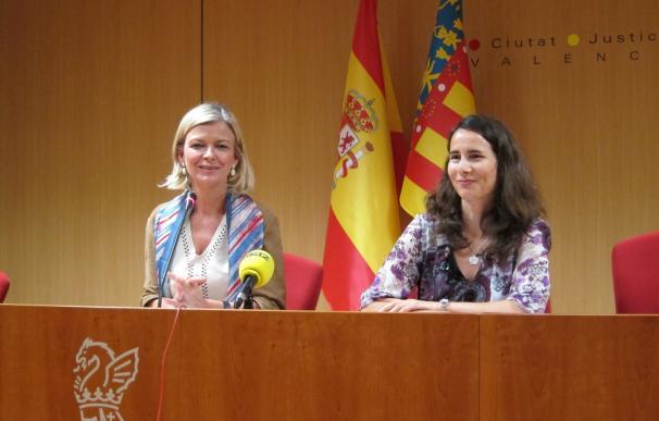 Justicia invierte 8,5 millones en la rehabilitación del TSJCV y la Ciudad de la Justicia de Valencia