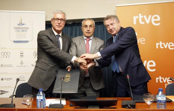 """Tarragona y COE expresan su """"unión"""" y """"compromiso"""" con los Juegos Mediterráneos"""