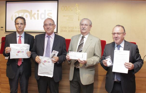 Los médicos piden que la 'Marca España' asuma el programa español de identidad genética contra el tráfico de niños