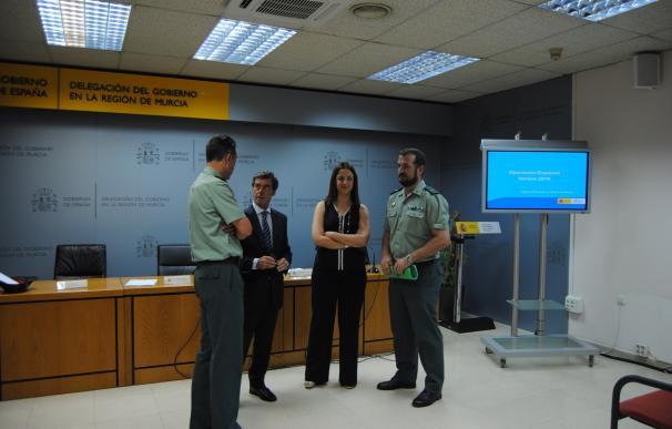 La DGT contempla 3,5 millones de desplazamientos en la Región durante la Operación de Verano