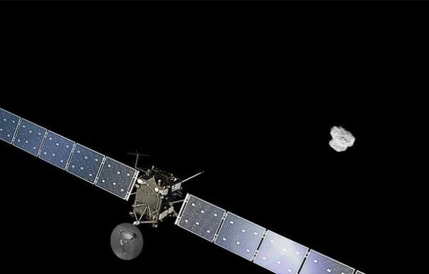 La misión Rosetta de la ESA terminará el 30 de septiembre
