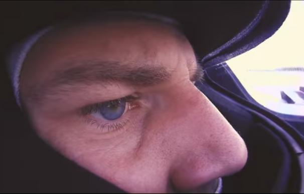 Así reaccionan los ojos de un piloto de F1 desde el semáforo en verde hasta la bandera a cuadros