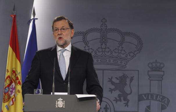 Rajoy se verá el martes en Moncloa con Coalición Canaria, dentro de su ronda para intentar formar gobierno