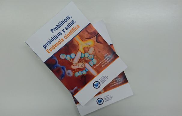 La SEPyP presenta una obra sobre la evidencia científica en materia de probióticos y prebióticos