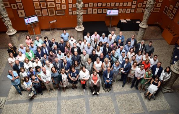 las Fundaciones Ibercaja y CAI destinan 422.000 euros a ayudar a 121 proyectos sociales en Aragón