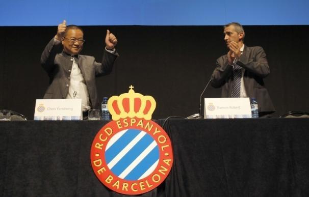Chen Yansheng se convierte, por mayoría, en el 28º presidente en la historia del RCD Espanyol