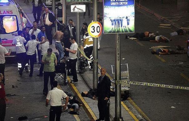 Los terroristas de Estambul eran de Rusia, Uzbekistán y Kirguistán