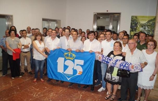 Diputación aporta 35.000 euros a la campaña de salvación del Recreativo de Huelva