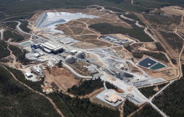 La Junta autoriza a Matsa la explotación de 44 nuevas cuadrículas junto a la mina Magdalena
