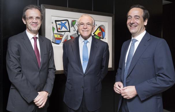 CaixaBank aprueba el cambio de presidente de Fainé a Jordi Gual y renueva el consejo