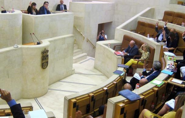El Parlamento dice 'sí' a más del 80% de las propuestas de resolución
