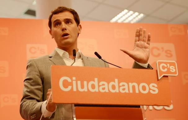 """Ciudadanos rechaza reunirse solo con el PP: """"Si el PSOE se cierra en banda, no tiene ningún sentido"""""""