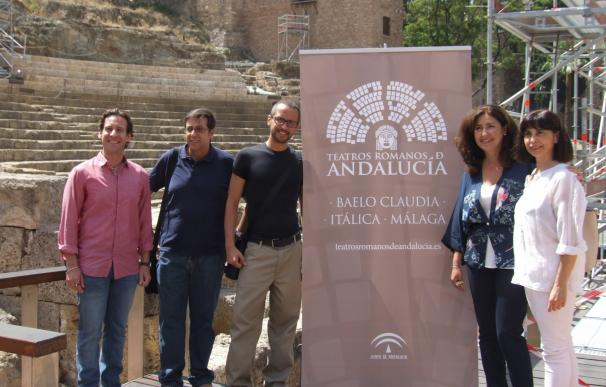 El Ciclo Teatros Romanos traerá este verano al coliseo malagueño 18 funciones
