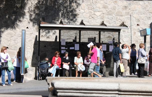 La población desciende en 6.434 personas en Extremadura durante 2015, un 0,59% menos