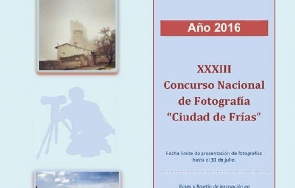 El Concurso Nacional de Fotografía de Frías (Burgos) celebra este año su trigesimo tercera edición