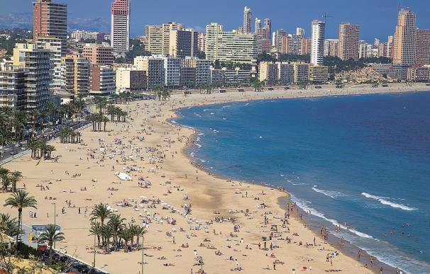 La Comunitat lidera en España el incremento de llegadas de turistas internacionales con un aumento del 20,5% hasta mayo