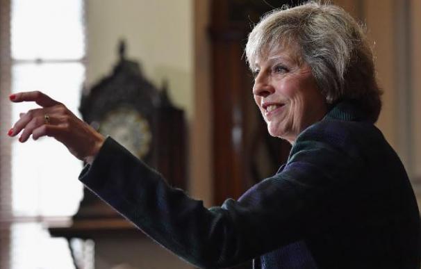 Los conservadores quieren otra Thatcher y su nombre es Theresa May