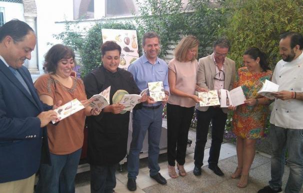 La Diputación acoge la presentación de 'Vinavin 2015', primera guía dedicada a los vinagres