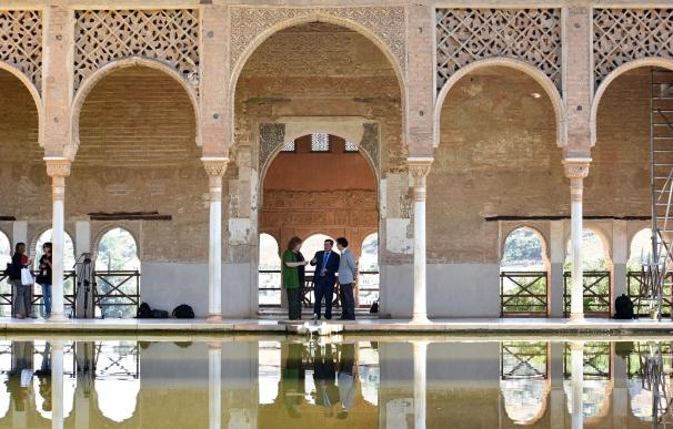 La Alhambra aprueba un presupuesto de 27,4 millones para este año, un 0,35% más que en 2015