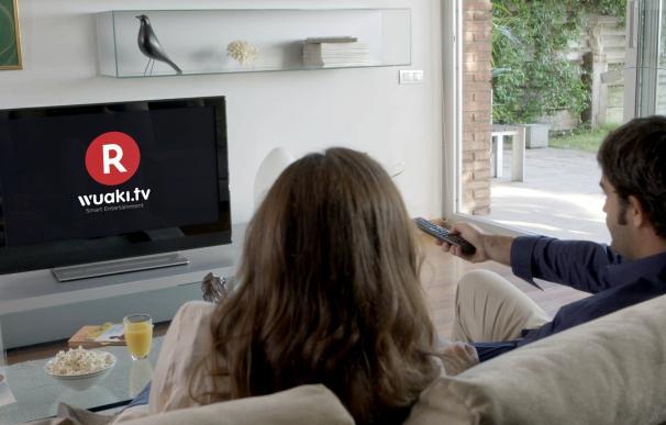 Wuaki.tv cuenta con 2,5 millones de usuarios en España